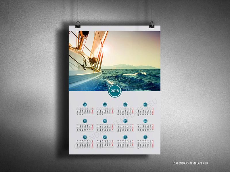 отличалась постер для календаря картинки всё так просто